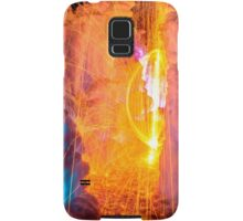 Fire & Ice Samsung Galaxy Case/Skin
