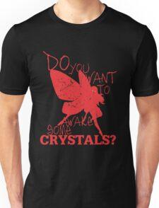 Not Yet! Just a LIttle Longer! (Dark 1) Unisex T-Shirt