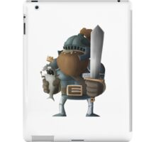 King Fish & Knight Sherridan iPad Case/Skin