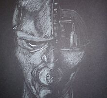 Man or Machine? by Aaron Gerow