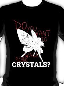 Not Yet! Just a LIttle Longer! (Dark 2) T-Shirt