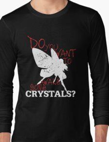 Not Yet! Just a LIttle Longer! (Dark 2) Long Sleeve T-Shirt