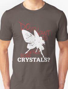 Not Yet! Just a LIttle Longer! (Dark 2) Unisex T-Shirt