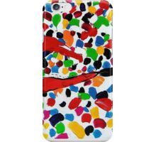 Series brush strokes No. 04/ 2014 iPhone Case/Skin