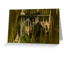 St. Patrick's Cathedral, Manhattan Greeting Card