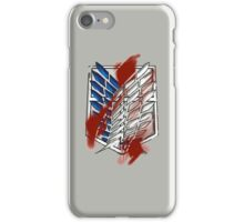 Recon Corps iPhone Case/Skin