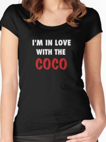 I'm in love with the coco tshirt Women's Fitted Scoop T-Shirt