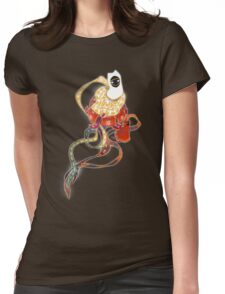Journey - Cloth Dance Womens Fitted T-Shirt