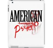 American Beauty / American Psycho - Fall Out Boy  iPad Case/Skin