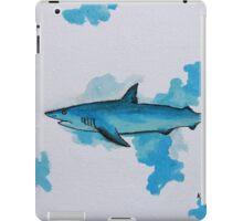 Shark Study iPad Case/Skin