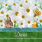 April Birth Flower Calendar - Image by Doreen Erhardt