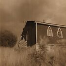 Church on the Outskirts by Steven Godfrey