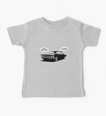 Time travel with Cass Baby Tee