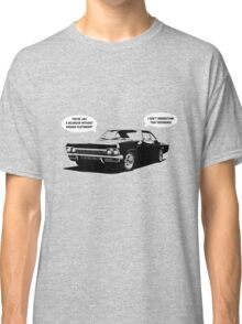 Time travel with Cass Classic T-Shirt