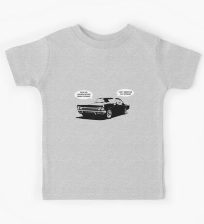 Time travel with Cass Kids Tee
