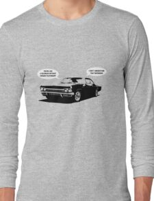 Time travel with Cass Long Sleeve T-Shirt