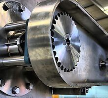 Stainless Cogs by JimFilmer