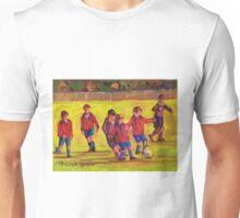 SOCCER GAME  Unisex T-Shirt
