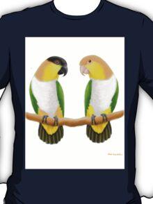 Caique Parrot Love T-Shirt