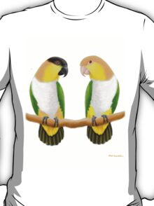 Caique Parrot Love T-Shirt