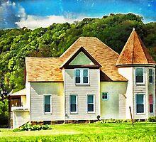 Big ol' country home by vigor