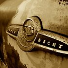 Buick in Sepia II by ThomasBlair