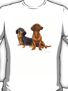 Dachshund Doxie Dogs T-Shirt