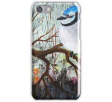 Bluejay iPhone Case/Skin