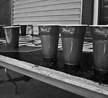 Beer Pong time! by Rachel Counts