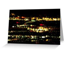 Hollynight Greeting Card