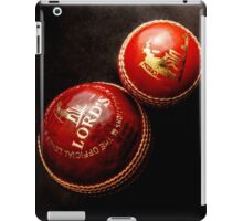Cricket Balls iPad Case/Skin