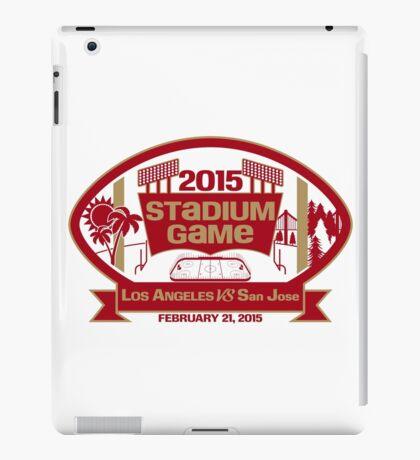 2015 SF Stadium Game iPad Case/Skin