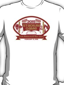 2015 SF Stadium Game T-Shirt