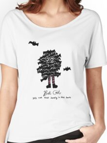 Bat Girl Women's Relaxed Fit T-Shirt