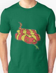 stripey the stuffed snake Unisex T-Shirt