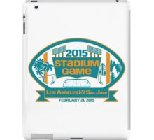 2015 SJ Stadium Game iPad Case/Skin