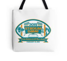 2015 SJ Stadium Game Tote Bag