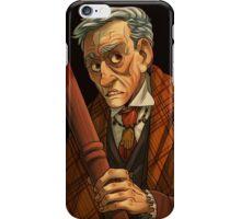 Peter Vincent, Vampire Killer iPhone Case/Skin