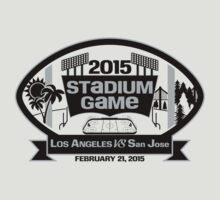 2015 LA Stadium Game - Black Text by theroyalhalf