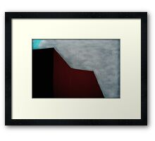 'Depth Of Isolation' - Newcastle, Australia, 2008 Framed Print