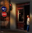 """In Rome They Say """"Stop""""? by Ted Byrne"""