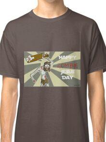 Happy Zombie Jesus Day Classic T-Shirt