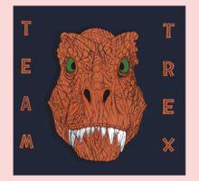 TEAM TREX!!! Kids Tee