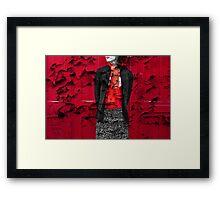 Wear and Tear Framed Print