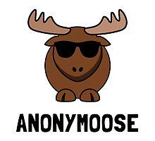 Anonymoose by AmazingMart