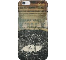 Boxing in Vienna iPhone Case/Skin