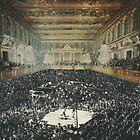 Boxing in Vienna by Sammy  Slabbinck