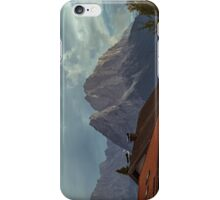Zugspitze iPhone Case/Skin