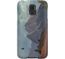 Zugspitze Samsung Galaxy Case/Skin