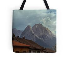 Zugspitze Tote Bag